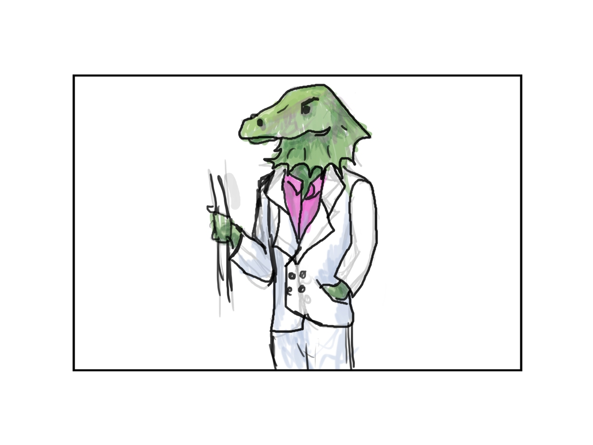 Lizard Mafia Announcement